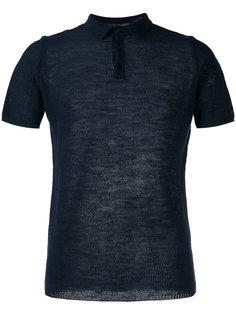 классическая футболка-поло Roberto Collina