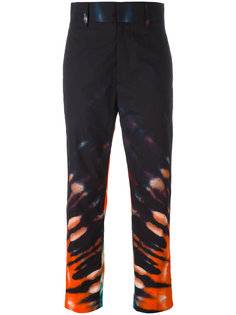 брюки с абстрактным принтом Sofie Dhoore