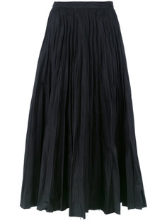 пышная юбка длины миди Junya Watanabe Comme Des Garçons
