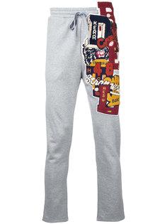 спортивные брюки Doublet
