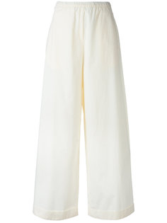 укороченные широкие брюки Humanoid
