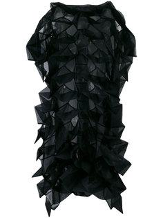 платье Origami Front Junya Watanabe Comme Des Garçons