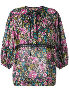 блузка Floral Peasant Nº21