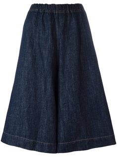 темно-синие джинсовые шорты  Sofie Dhoore