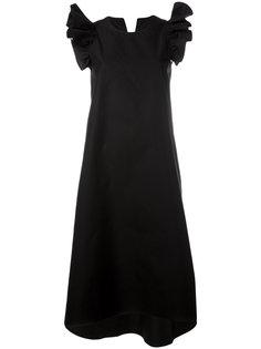 платье с рюшами Sofie Dhoore