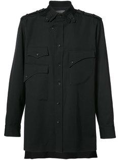 army shirt  Yohji Yamamoto