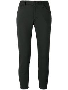 укороченные брюки кроя слим Junya Watanabe Comme Des Garçons