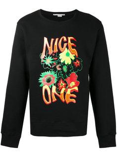 printed sweatshirt  Stella McCartney