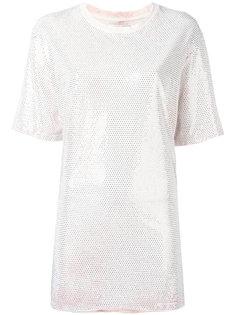 декорированная футболка свободного кроя Faith Connexion