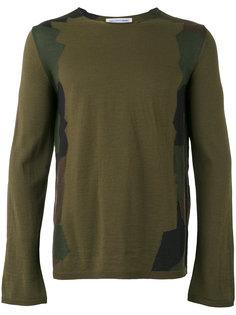 джемпер с круглым вырезом под горло Comme Des Garçons Shirt