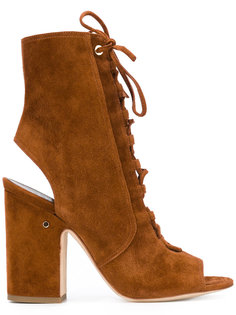 lace up boots  Laurence Dacade