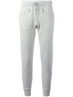 зауженные спортивные брюки  Adidas By Stella Mccartney