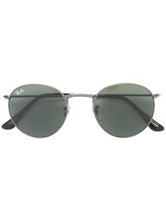 солнцезащитные очки с круглой оправой Ray-Ban