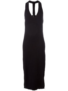длинное платье Thom Krom