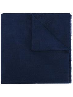шарф с кружевными аппликациями P.A.R.O.S.H.