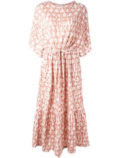 платье шифт с абстрактным узором Tsumori Chisato