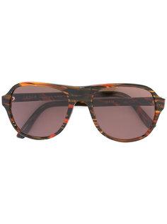 солнцезащитные очки с матовым покрытием Lesca