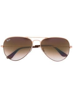 """солнцезащитные очки """"авиаторы"""" Ray-Ban"""