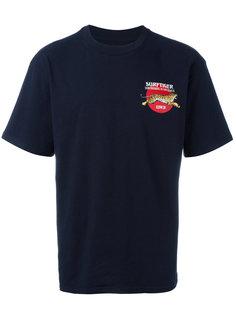 футболка Malibu Surf Tiger  Edwin