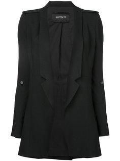 классический пиджак-смокинг Kitx