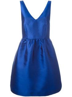расклешенное платье без рукавов P.A.R.O.S.H.