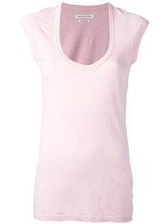 классическая футболка Isabel Marant Étoile