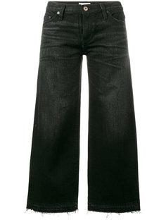 укороченные джинсы с необработанными краями Simon Miller