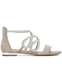 сандалии из ремешков Steffen Schraut