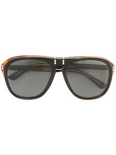 солнцезащитные очки со съемными линзами Gucci Eyewear