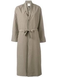 пальто с поясом Stephan Schneider