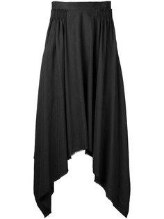юбка с присборенной отделкой Kitx