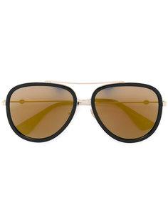 """солнцезащитные очки """"авиаторы"""" Gucci Eyewear"""