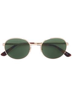 солнцезащитные очки с круглой оправой Saint Laurent