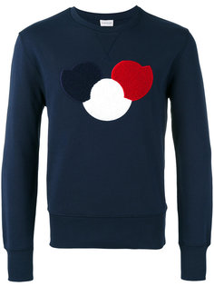 logo chest sweatshirt Moncler