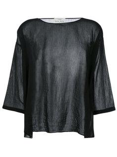 flared blouse  Forte Forte