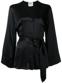 пиджак-кимоно с поясом Forte Forte