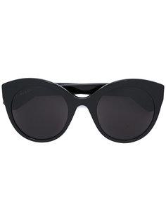 """солнцезащитные очки с оправой """"кошачий глаз"""" Gucci Eyewear"""