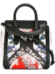 мини-сумка Heroine с цветочным узором Alexander McQueen