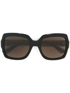 солнцезащитные очки с квадратной оправой Gucci Eyewear