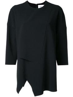 асимметричная блузка Enföld