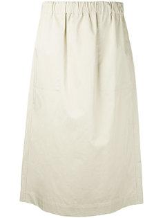 twill easy skirt Studio Nicholson