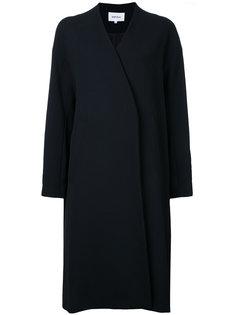 однобортное пальто Enföld