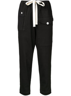 cropped trousers  Bassike