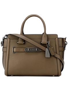 классическая сумка-сэтчел Coach