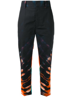 printed cropped trousers  Sofie Dhoore