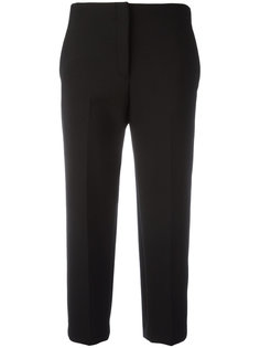 cropped cigarette trousers Theory
