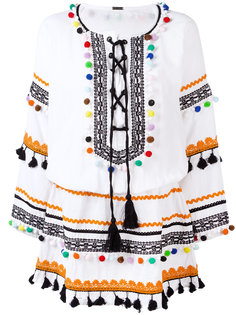 pom pom dress Dodo Bar Or