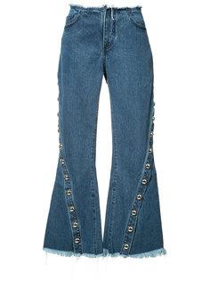 flared jeans Marquesalmeida