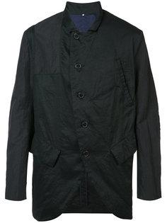 buttoned shirt jacket Ziggy Chen