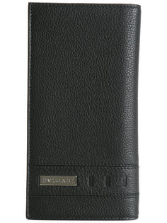 logo wallet Bulgari